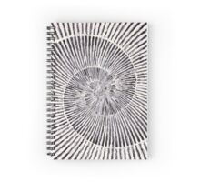 Flat Shell Spiral Spiral Notebook