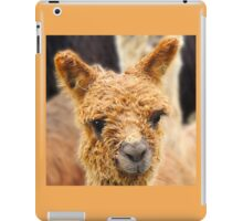 red head and proud iPad Case/Skin