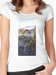 Slice of Heaven Women's Fitted Scoop T-Shirt