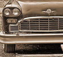 Retro Taxi by CTPhotography