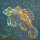 Fish Day No.14 by Ivan KRUTOYAROV