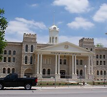 Hamilton County Courthouse by TxGimGim