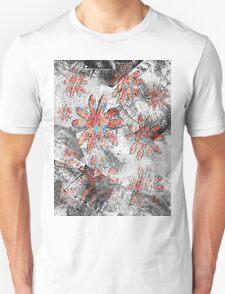 grunge t-shirt design Unisex T-Shirt