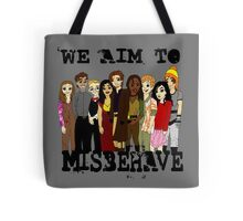 Magically Misbehaved Tote Bag