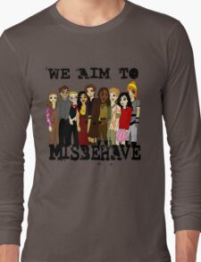 Magically Misbehaved Long Sleeve T-Shirt
