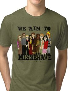 Magically Misbehaved Tri-blend T-Shirt