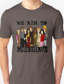 Magically Misbehaved Unisex T-Shirt