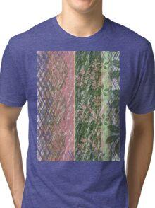 grunge t-shirt design Tri-blend T-Shirt