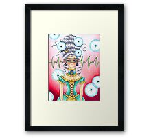 The Realization Framed Print
