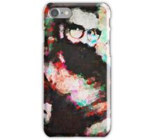 Portrait of Dilshad Corleone iPhone Case/Skin