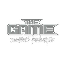 The Game - Doctors Advocate Photographic Print
