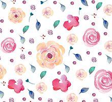 Springtime florals by sevenroses
