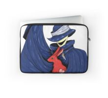 Magician and the Red Rabbit Laptop Sleeve