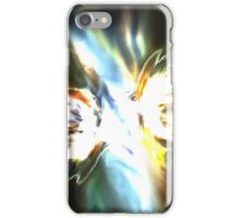Smudge effect 1 iPhone Case/Skin