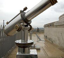 Paris Telescope by selous