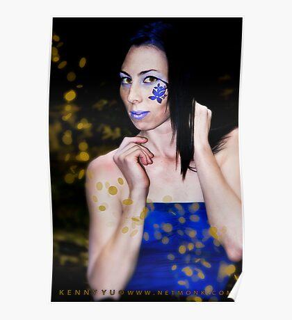 :::Blue Girl::: Poster