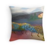 Tuscany Throw Pillow