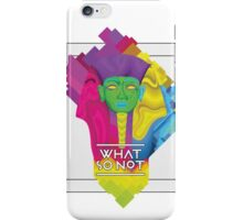What So Not Gemini Portrait iPhone Case/Skin