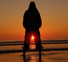 Cornwall: Astride the Sunset by Rob Parsons