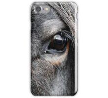 Wild Horse Eye iPhone Case/Skin