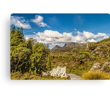 Snake Hill, Cradle Mountain, Tasmania, Australia #4 Canvas Print