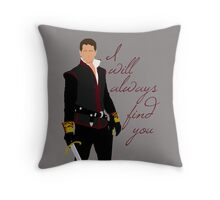 Ever Charming, My Prince Throw Pillow