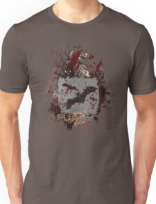Vampire Bats - Blood Splatters - Grunge T-Shirt
