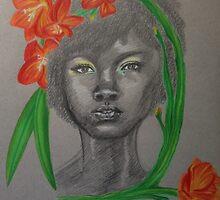Freesia by AlainaMichelle
