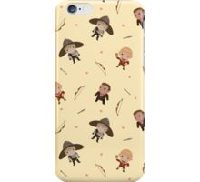 Cute Rogue Party Pattern iPhone Case/Skin