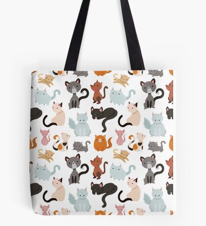 You've Cat to be Kitten Me Right Meow Tote Bag