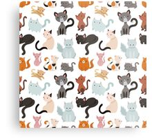 You've Cat to be Kitten Me Right Meow Metal Print