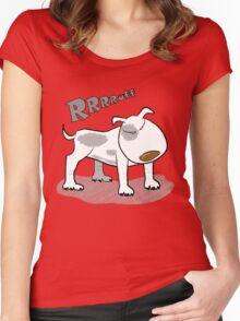rrrrrrrruf Women's Fitted Scoop T-Shirt