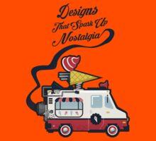 Nuance Retro: Ice Cream Truck Time Machine   Kids Clothes