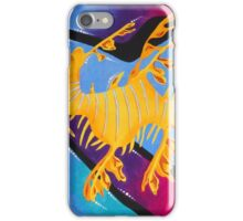 Stella the Sea Dragon iPhone Case/Skin