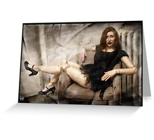 Gothic Photography Series 118 Greeting Card