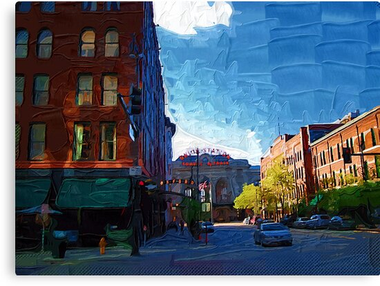 17th Street by azkope