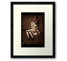 Gothic Photography Series 077 Framed Print