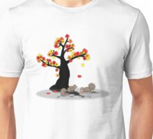 I could see the squirrels and they were happy T-Shirt