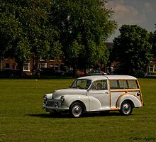 Morris Traveller  by David J Knight