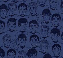 Star Trek Original Characters blue by cinderkella