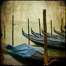 Venice, old view by Laurent Hunziker