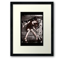 Gothic Photography Series 068 Framed Print