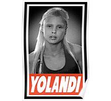 Yolandi Poster