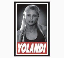 Yolandi by fysham
