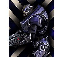 Mass Effect: Garrus Photographic Print
