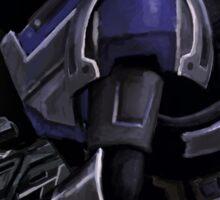 Mass Effect: Garrus Sticker