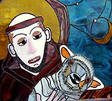Spirit of Saint Francis by paintingsheep