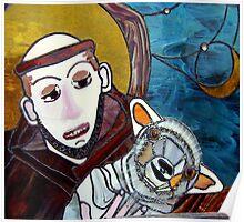 Spirit of Saint Francis Poster