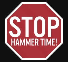 Stop Hammer Time! by fysham