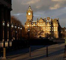 Edinburgh by Kirstyshots